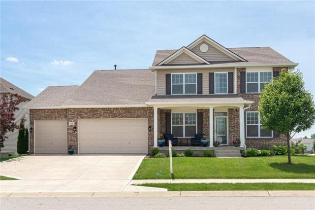 915 Burgess Hill Pass, Westfield, IN 46074 (MLS #21647648) :: The Evelo Team