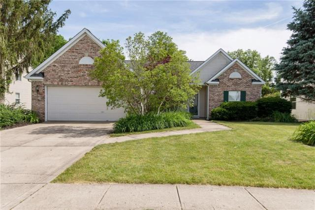6255 Saddletree Dr, Zionsville, IN 46077 (MLS #21647649) :: The Evelo Team