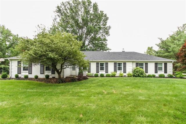 11011 Timber Lane, Carmel, IN 46032 (MLS #21647650) :: FC Tucker Company
