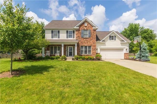 4349 Weather Stone Crossing, Zionsville, IN 46077 (MLS #21647729) :: The Evelo Team