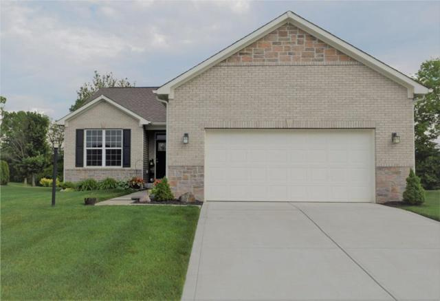 1527 Blackthorne Trail S, Plainfield, IN 46168 (MLS #21647753) :: The Indy Property Source
