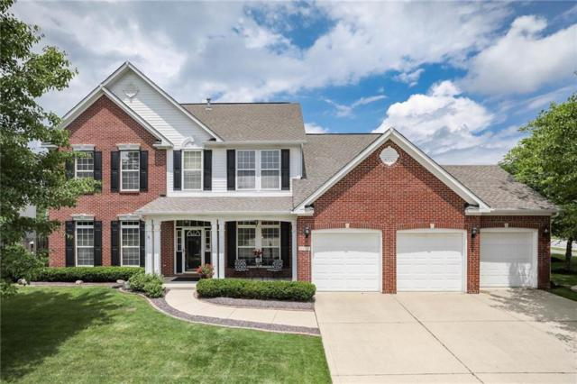 10470 Meadow Lake Dr, Fishers, IN 46038 (MLS #21647794) :: AR/haus Group Realty