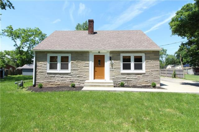 5140 S State Avenue, Indianapolis, IN 46227 (MLS #21647795) :: FC Tucker Company