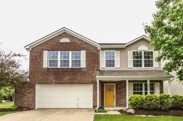 17146 Linda Way, Noblesville, IN 46062 (MLS #21647818) :: The Evelo Team