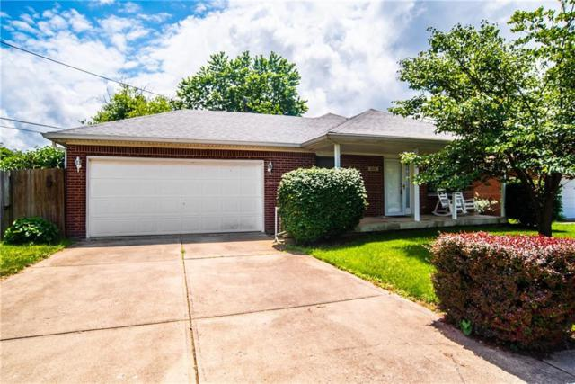 1600 Victor Drive, Martinsville, IN 46151 (MLS #21647825) :: Mike Price Realty Team - RE/MAX Centerstone