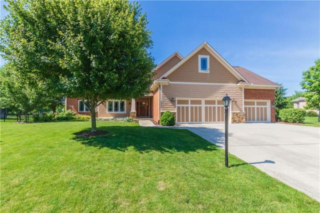 5965 Hickory Woods Drive, Plainfield, IN 46168 (MLS #21647832) :: Richwine Elite Group