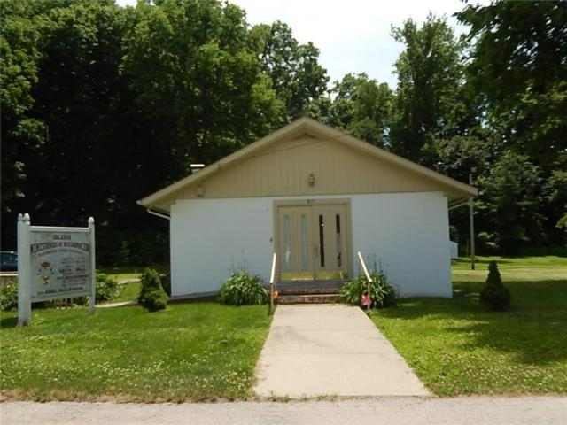611 Garden St, Crawfordsville, IN 47933 (MLS #21647878) :: The Indy Property Source