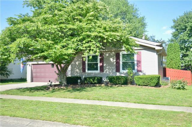 913 E Waring Drive, Indianapolis, IN 46229 (MLS #21647879) :: David Brenton's Team