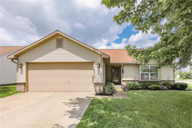 12770 Longleaf Lane, Fishers, IN 46038 (MLS #21647906) :: Mike Price Realty Team - RE/MAX Centerstone