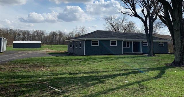 9161 W Cr 550 S Road, Daleville, IN 47334 (MLS #21647968) :: The Evelo Team