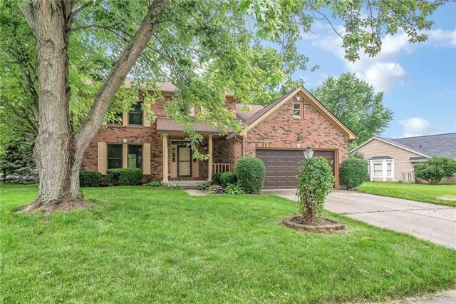 12370 Ensley Drive, Fishers, IN 46038 (MLS #21647977) :: Mike Price Realty Team - RE/MAX Centerstone