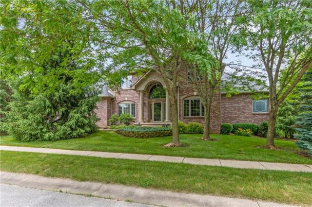 10940 Pine Meadow Circle, Indianapolis, IN 46234 (MLS #21647980) :: AR/haus Group Realty
