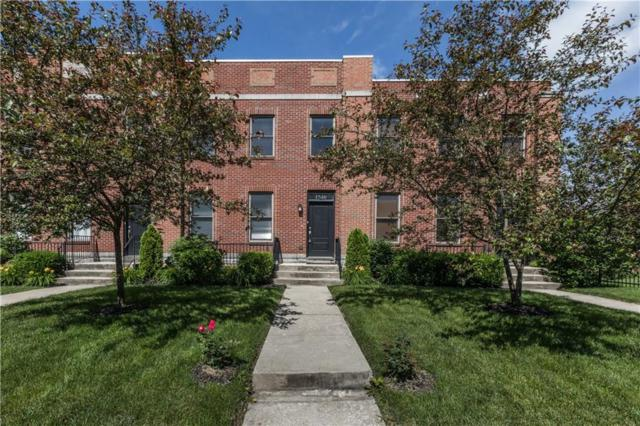 1546 N College Avenue, Indianapolis, IN 46202 (MLS #21647994) :: The Star Team | RE/MAX Realty Group