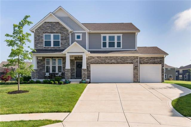 16502 Wheatley Court, Fortville, IN 46040 (MLS #21648017) :: HergGroup Indianapolis