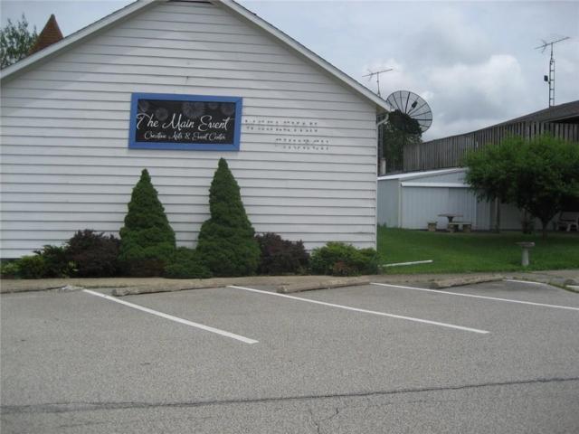 214 N Main Street, Versailles, IN 47042 (MLS #21648028) :: Richwine Elite Group