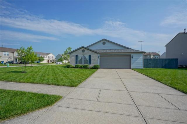 6878 W Philadelphia Drive, Mccordsville, IN 46055 (MLS #21648037) :: The Evelo Team