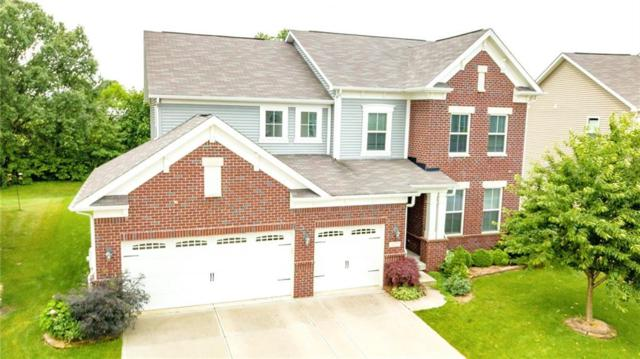 6157 Eagle Lake Drive, Zionsville, IN 46077 (MLS #21648122) :: Heard Real Estate Team | eXp Realty, LLC