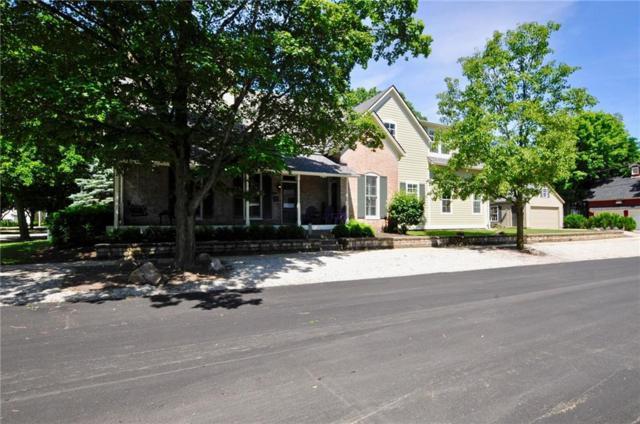 110 N 3rd Street, Zionsville, IN 46077 (MLS #21648128) :: Richwine Elite Group