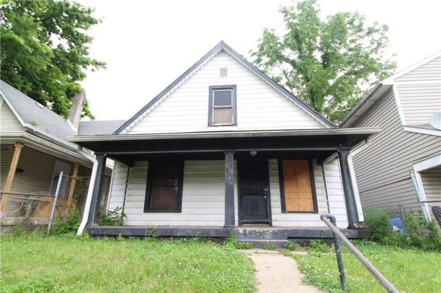 850 W 29th Street, Indianapolis, IN 46208 (MLS #21648135) :: AR/haus Group Realty