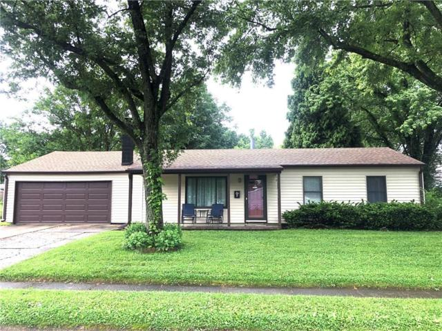 503 Hampton Lane, Chesterfield, IN 46017 (MLS #21648168) :: The ORR Home Selling Team