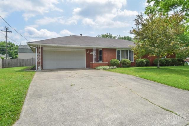 1812 S Oakdale Drive, Yorktown, IN 47396 (MLS #21648169) :: The ORR Home Selling Team