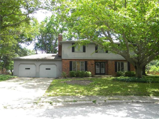 10131 Marwood Trail West Drive, Carmel, IN 46280 (MLS #21648205) :: FC Tucker Company