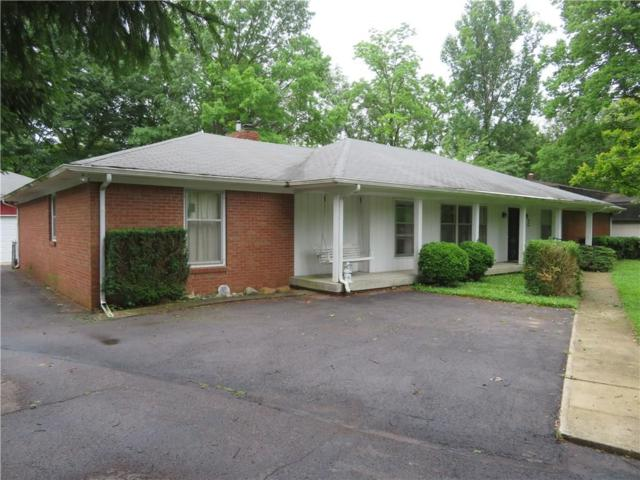 6111 S Carroll Road, Indianapolis, IN 46259 (MLS #21648224) :: AR/haus Group Realty