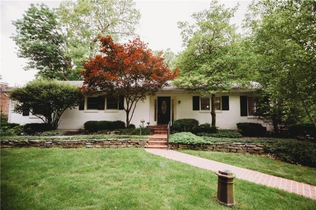 6140 Green Leaves Circle, Indianapolis, IN 46220 (MLS #21648254) :: Mike Price Realty Team - RE/MAX Centerstone