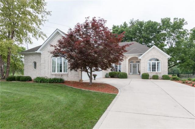 4848 Sloan Terrace, Greenwood, IN 46143 (MLS #21648263) :: Heard Real Estate Team | eXp Realty, LLC