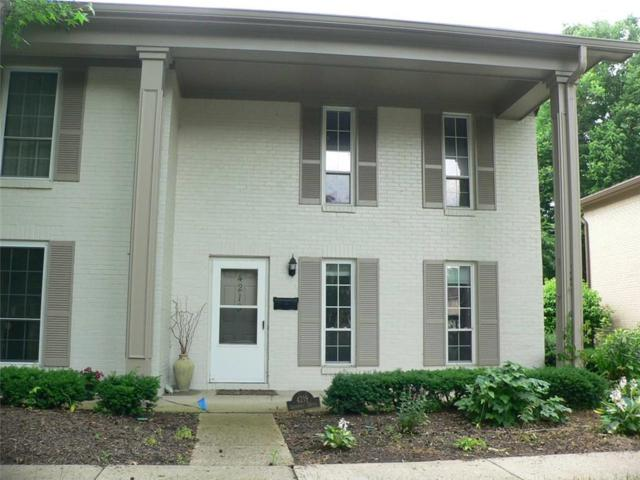 4219 Greenway Drive, Indianapolis, IN 46220 (MLS #21648304) :: The Star Team | RE/MAX Realty Group
