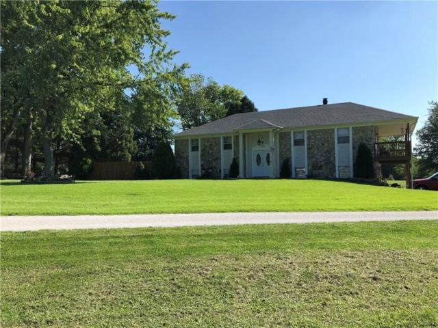 11392 N Division Road, Fountaintown, IN 46130 (MLS #21648330) :: HergGroup Indianapolis