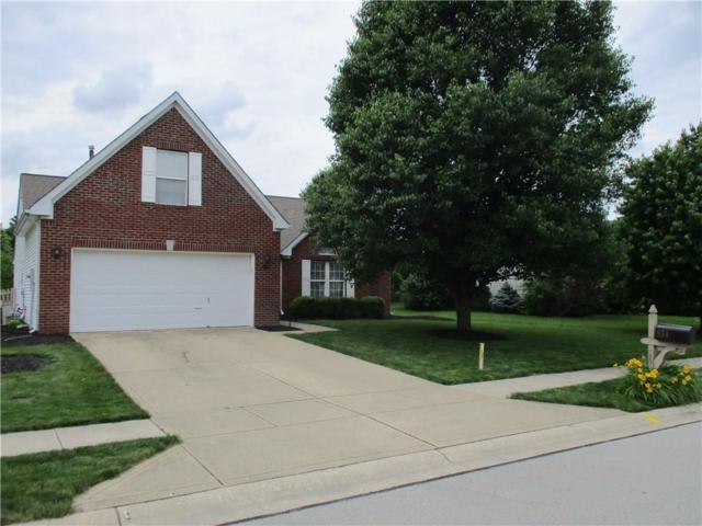 834 Weeping Way Lane, Avon, IN 46123 (MLS #21648331) :: Heard Real Estate Team | eXp Realty, LLC