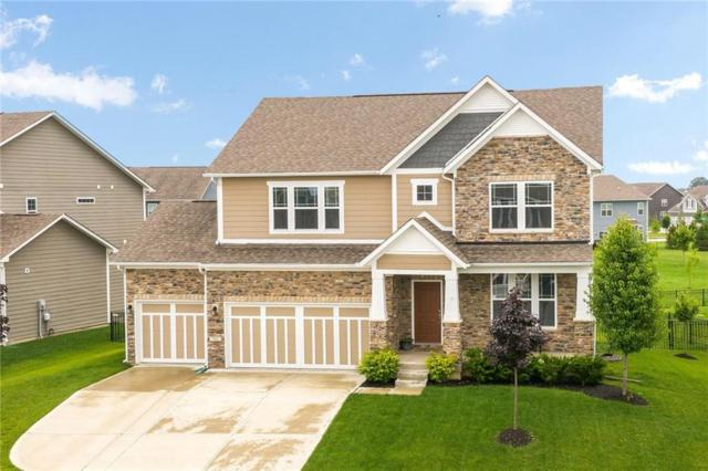762 Canberra Boulevard, Westfield, IN 46074 (MLS #21648384) :: The Indy Property Source