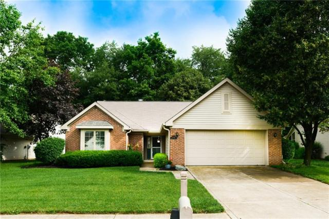 6360 Stratford Drive N, Fishers, IN 46038 (MLS #21649389) :: The Indy Property Source