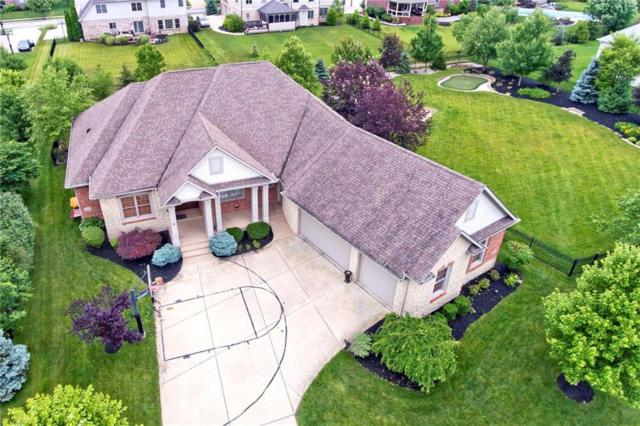 10257 Forest Meadow Circle, Fortville, IN 46040 (MLS #21649418) :: Richwine Elite Group