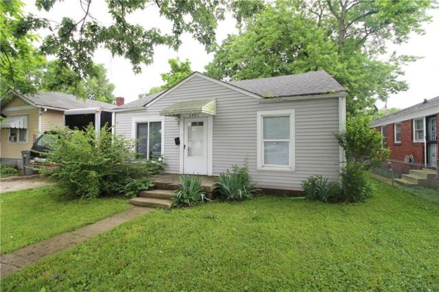3905 N Tacoma Avenue, Indianapolis, IN 46205 (MLS #21649420) :: Richwine Elite Group