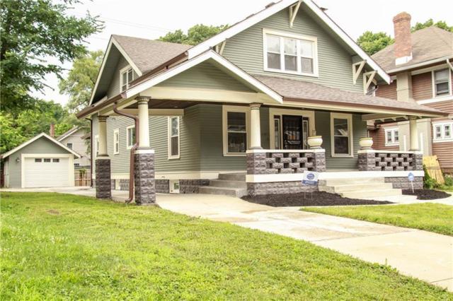3310 N Broadway Street, Indianapolis, IN 46205 (MLS #21649501) :: Heard Real Estate Team | eXp Realty, LLC