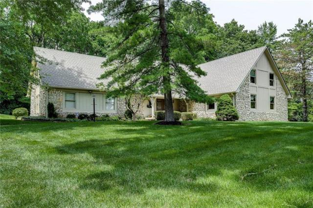 8324 Lookout Court, Indianapolis, IN 46217 (MLS #21649508) :: Richwine Elite Group