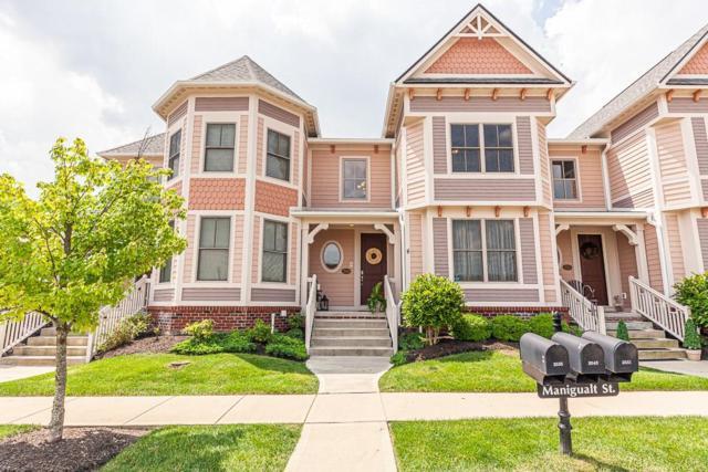 2543 Manigualt Street, Carmel, IN 46032 (MLS #21649509) :: AR/haus Group Realty