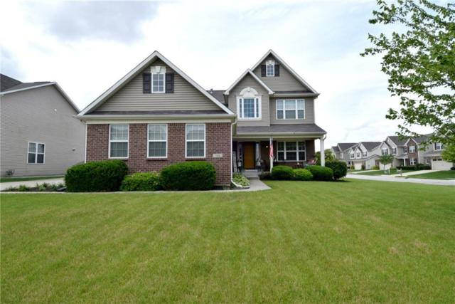 7806 Eagles Nest Boulevard, Zionsville, IN 46077 (MLS #21649559) :: The Indy Property Source