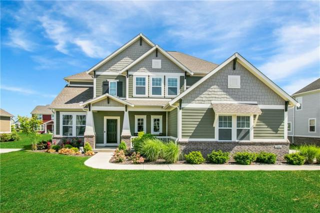3640 Shady Lake Drive, Westfield, IN 46074 (MLS #21649560) :: The Evelo Team