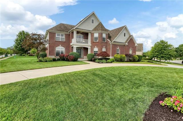 14103 Clifton Court, Fishers, IN 46040 (MLS #21649568) :: Richwine Elite Group