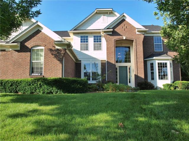 13538 Silverstone Drive, Fishers, IN 46037 (MLS #21649577) :: HergGroup Indianapolis