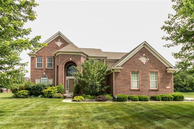 11721 Bennettwood Place, Zionsville, IN 46077 (MLS #21649586) :: The Indy Property Source