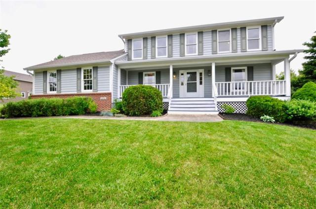 10756 Red Pine Dr Drive, Fishers, IN 46037 (MLS #21649595) :: Richwine Elite Group
