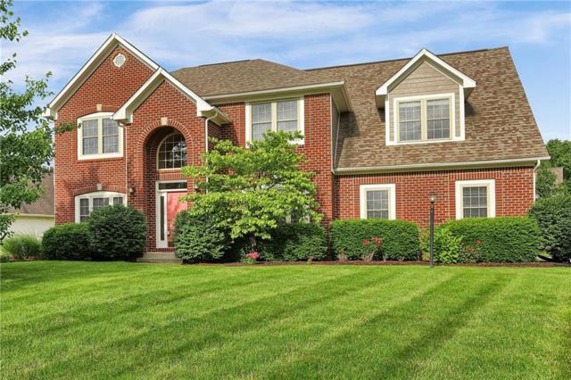 4311 Worchester Court, Carmel, IN 46033 (MLS #21649614) :: The Indy Property Source