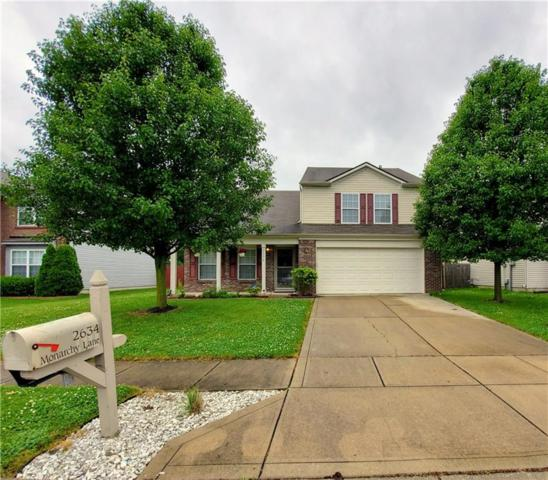 2634 Monarchy Lane, Greenwood, IN 46143 (MLS #21649627) :: Heard Real Estate Team | eXp Realty, LLC