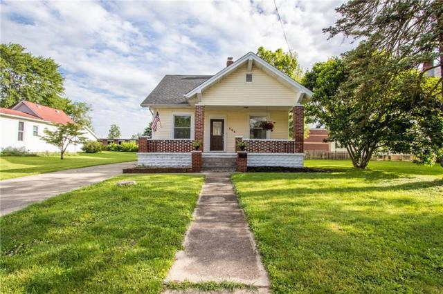 606 W Pearl Street, Batesville, IN 47006 (MLS #21649720) :: HergGroup Indianapolis