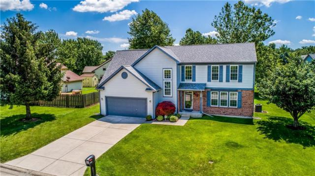 8559 Appleby Lane, Indianapolis, IN 46256 (MLS #21649741) :: The ORR Home Selling Team