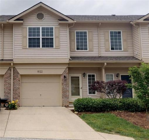 8122 Windham Lake Terrace, Indianapolis, IN 46214 (MLS #21649744) :: AR/haus Group Realty